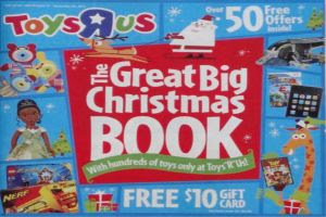 toys r us christmas book