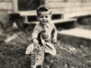 jim degerstrom portrait 1950s